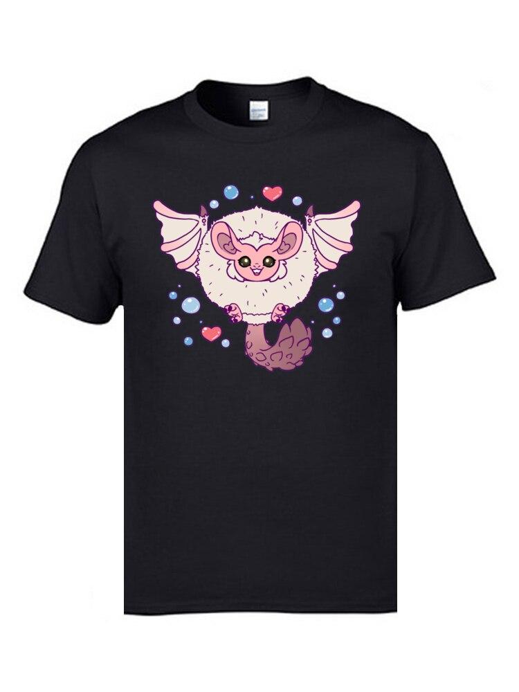 Monster Hunter Cute Paolumu Tshirts Short Sleeve Casual Summer/Autumn Tees Casual T Shirt O Neck Pure Cotton Funny T Shirt Men