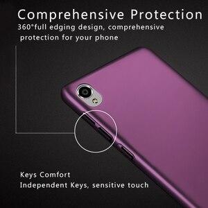 Роскошный чехол для телефона Asus Zenfone Live L1 ZA550kl za 550kl, жесткий матовый чехол для Asus Zenfone Live L1 X00RD, бампер