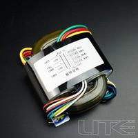LITE high end 115 V/230 V 40 W (40VA) R Núcleo Do Transformador para amplificador/DAC/headphone|transformer 40va|lite dac|transformer dac -