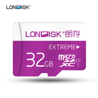 Lodisk Micro SD Card 32GB Class 10 Memory Card UHS 1 Microsd For Phone