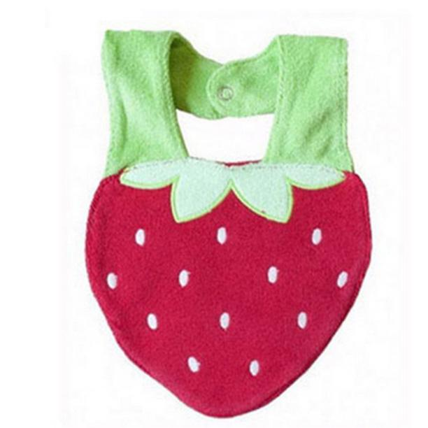 2018 Baby Kids Infant Animal Toddler Cartoon Saliva Towel Lunch Bibs Slobber Bibs Short Apl19 W20d45