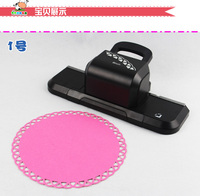 new design(6 design can choose of )of 4 all around craft punch for Scrapbook Handmade /embossing punches/level border puncher