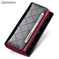 Sendefn財布高級財布女
