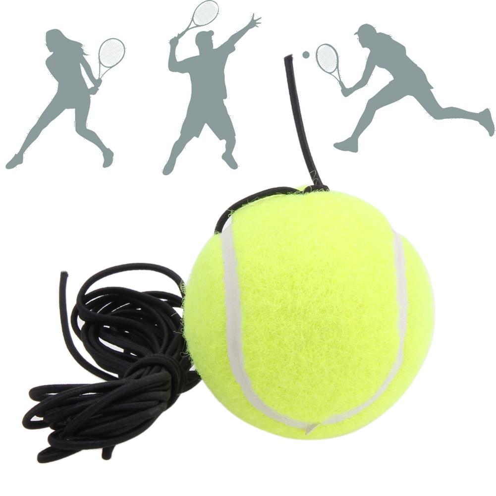 Tennis Training Tool Oefening Tennisbal Zelfstudie Rebound - Sportrackets - Foto 3