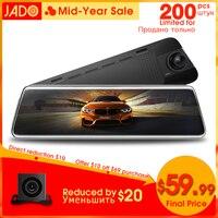 JADO D230 Pro Stream RearView Mirror Car Dvr Camera FHD 1080P video recorder night vision dash cam