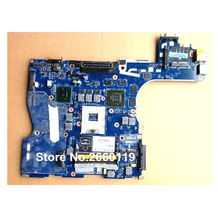 100% Working Laptop Motherboard For Dell M4500 CN-004M98 04M98 NAL22 LA-5573P System Board fully tested and cheap shipping free shipping for dell e6510 laptop motherboard mainboard cn 0ncpcn al22 la 5573p non integrated fully tested good condition