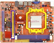 SY-A88M3-GR integrated 128M memory 880G motherboard open nuclear 780 890 AM3 DDR3