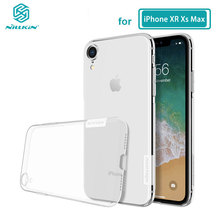 Für iPhone 11 Fall Nillkin Natur Serie Klar Gehäuse Weiche TPU Fall Für iPhone 12 Mini Pro Xs Max XR 6 6S 7 8 Plus SE 2020 Abdeckung