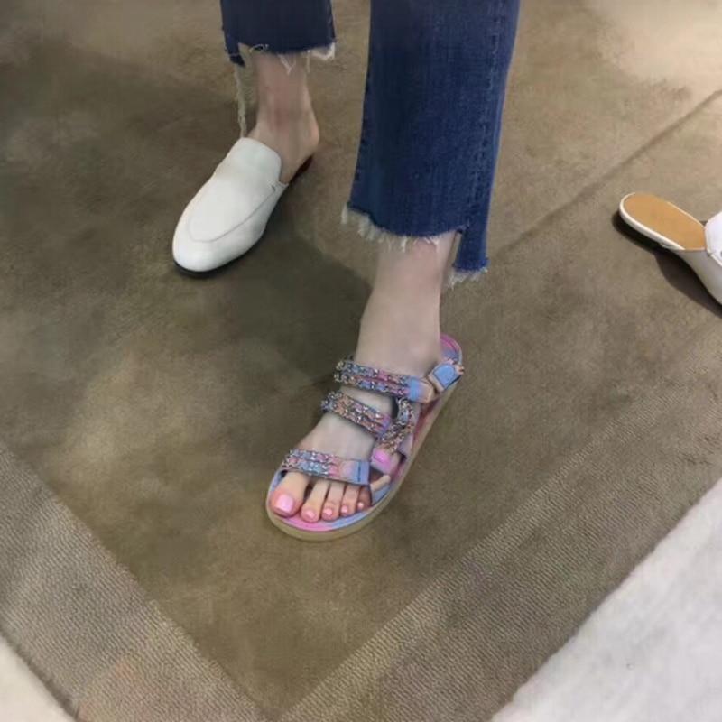 Hadas Para Zapatos Mujer Sandalias Koovan 2019 Verano Nuevos De deQBrCxoWE
