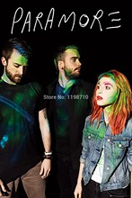 "Paramore album cover poster print 20X30 ""Canvas Print Free Shipping(China)"