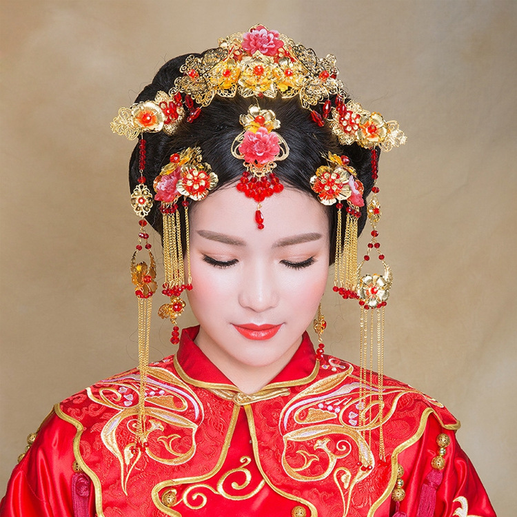 Popular Chinese Headdress-Buy Cheap Chinese Headdress lots ...