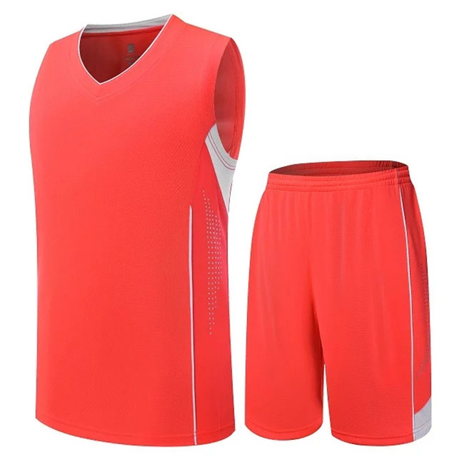 880a078f2 men basketball jersey cheap throwback basketball sets good quality men  basketball kits plus size can customized number name