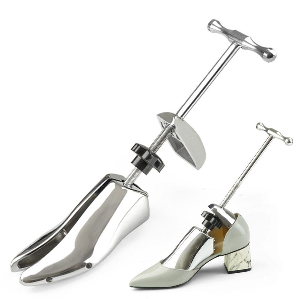 Adjustable Aluminum Alloy Shoe Stretcher Expander Metal Shoe Tree Shape Support Keeper Shoe Trees