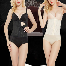 Sexy Waist Training Corset Body Shaper Bustier Plus Size