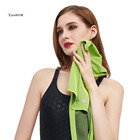XizeHOM 120x30cm Sport Cooling Towel Sweat Summer Ice Towel Ice Cool Towel High Quality Hypothermia Cold Towel