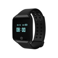 Drop Z66 Sport Smartband Blood Pressure Watch Pulse heart rate fitness tracker smart bracelet IP67 waterproof for IOS Android