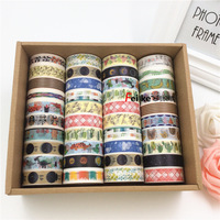 1 5cm And Wind Series Of Adhesive Tape DIY Clothing Accessories Gift Packaging Ribbon Ribbon Brand
