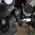 12V-24V Car Motorcycle LED DC Digital Display Voltmeter Waterproof Meter@21104