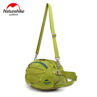 NatureHike Climbing Waist Bag Codura 8L MultiFunction Outdoor Shoulder Package Leisure Portable Mini Pouch Bosom Bag