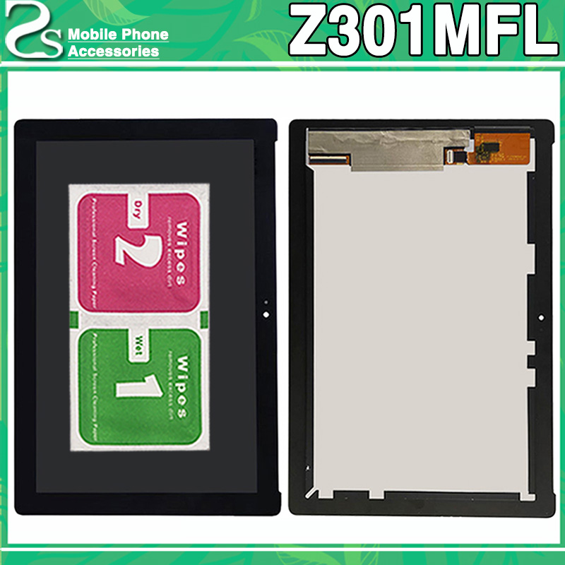 Nouveau Z300M Z301M écran tactile LCD pour ASUS Zenpad 10 Z301M Z301MF Z301MFL écran LCD tactile numériseur capteur panneau de verre