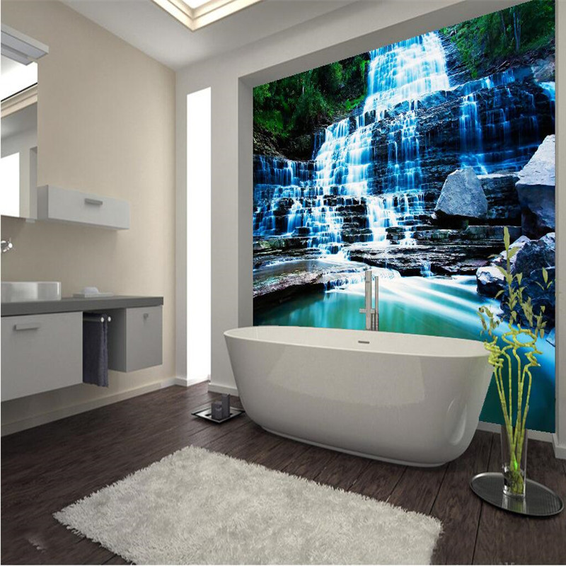 beibehang 3D custom wallpaper home decoration background ...