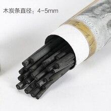 Art-Supply Charcoal Carbon Maries Pencil Article Drawing Professional Bar 25PCS Sketch
