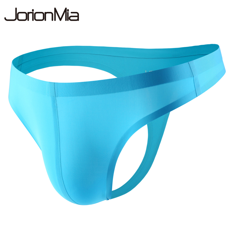 MEN/'S PLAIN UNDERWEAR THONG BRIEFS BULGE POUCH BREATHE G-STRING T-BACK BLING
