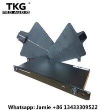 Coletor do divisor do microhone de ua844 ua874wb para o amplificador sem fio da antena do sistema 470-950 mhz 5 cinco canais