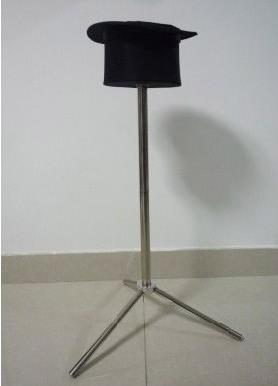 Collapsible Top Hat Stand,Side Table- Magic trick,illusions,magic table,comdy,props