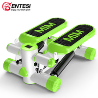 Mini Stepper No Need Installation Multi functional Fitness Equipment Legs Pedal Machine with Drawcord Lubricating Oil