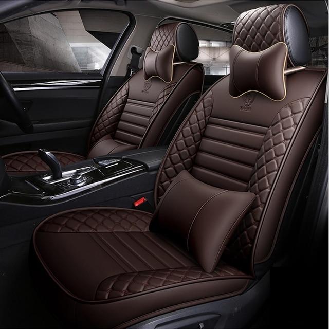 New Model 2018 Car Seat Cover Set For JEEP Liberty/Commander/Compass/patriot