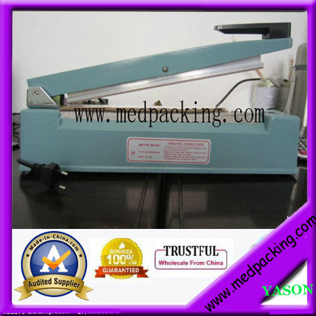 Hand Impulse Heat Plastic Bag Sealer /Poly Bag Sealer (sealing length 400mm) YS-AS400