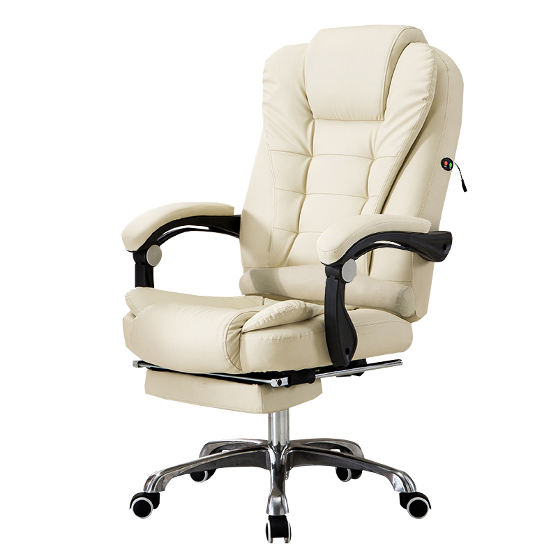 Office Chair Multifunction Office Computer Chair Swivel Reclining Boss Chair Household Study Room Chaise Silla Gamer