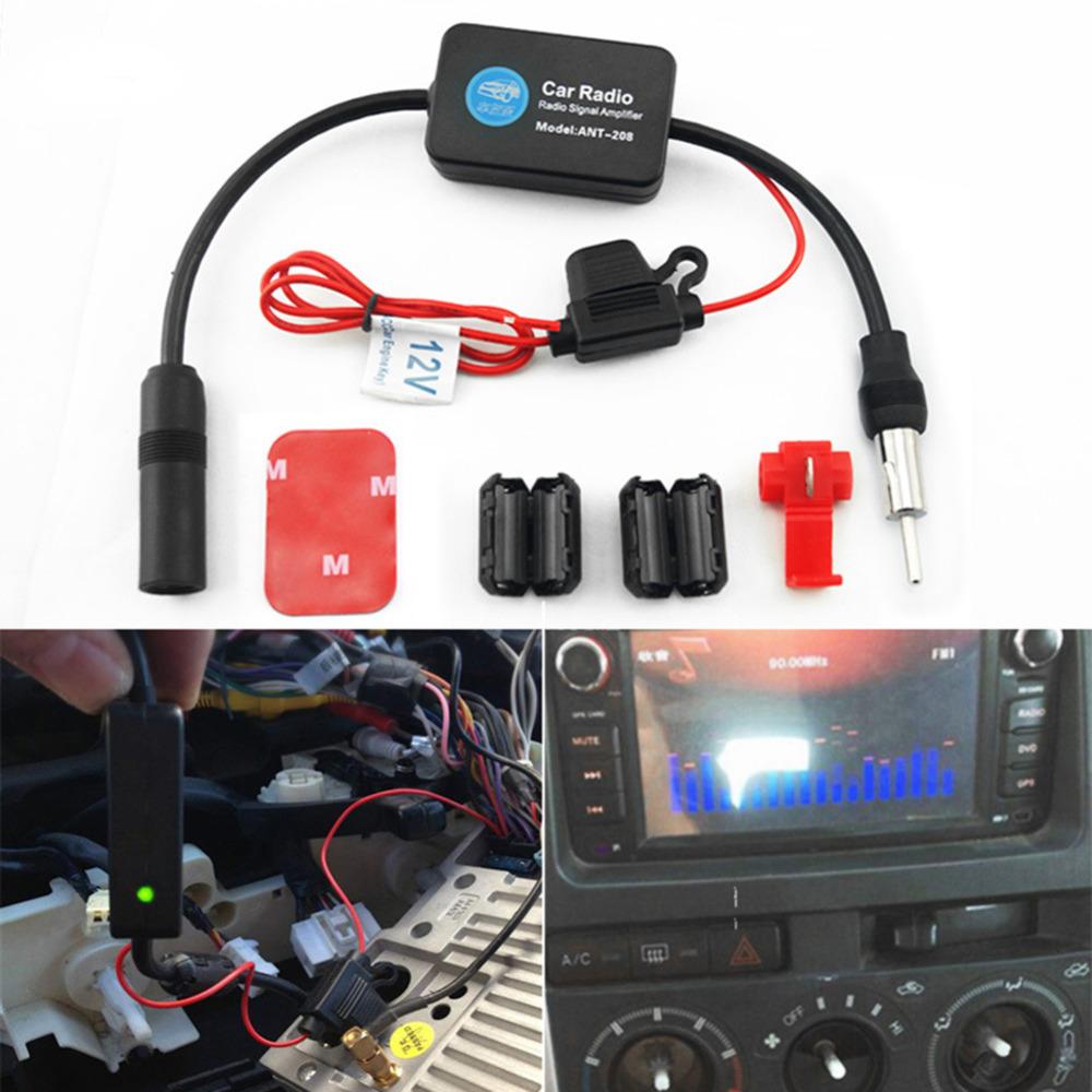 Car Audio Wiring Ferrite Schematic Diagrams Skar Radio Signal Amplifier Automobiles Radios Am Fm