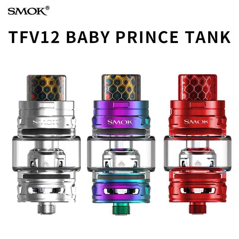 Vape smok TFV12 Baby Prince Tank vaper atomizer elektronik sigara atomizador e cigarette cigarro eletronico vaporizador S9235 стоимость