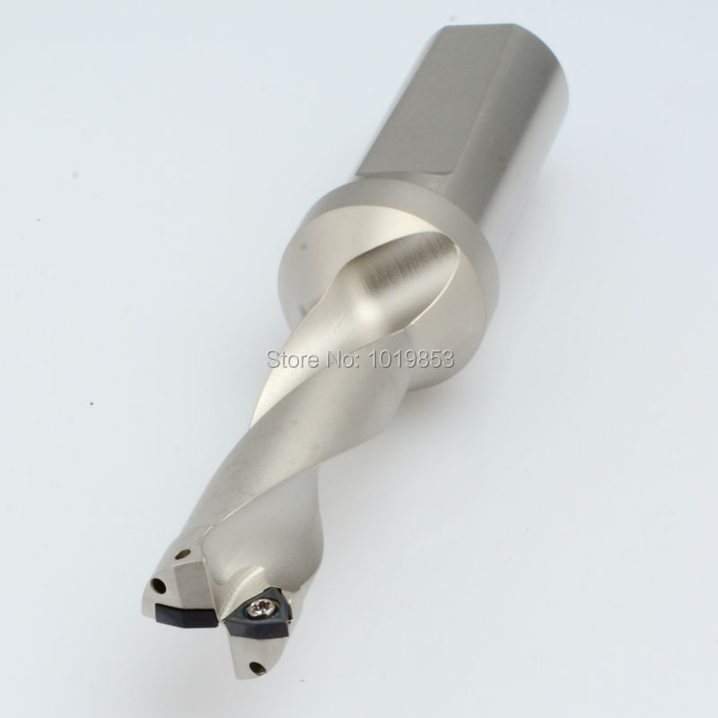 WC17 51 C25 3D U drilll and High speed drill Use WCMX030208 inserts for boring machine insert gas insert bag insert form - title=