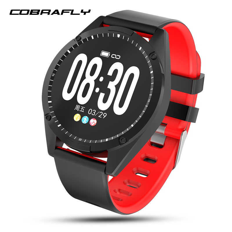 Cobrafly G50 smart watch fit bit bracelet blood pressure men women sport band andriod IOS