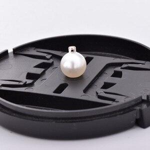 Image 4 - JUNAO Machine à fixer les perles blanches 4 5 6 8 10mm, outils de couture manuels, strass, Machine à rivets, pour artisanat, fournitures de couture