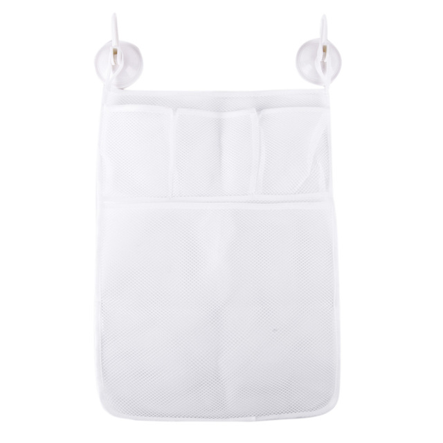 Aliexpress.com : Buy 33x45cm Bathroom Mesh Net Storage Bag Baby Bath ...