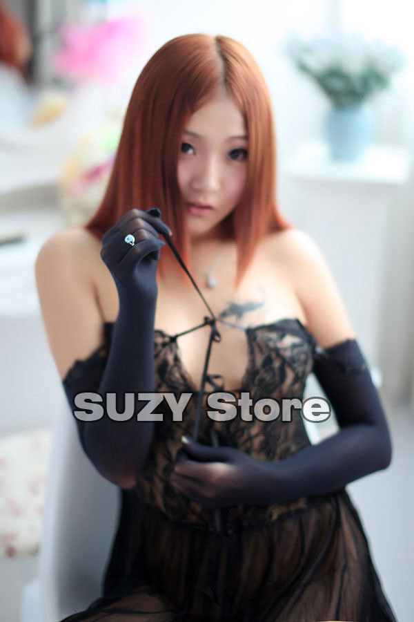 NEW Sexy Nylon Long sleeve Lace Seamless Pantyhose Women Gloves Mitten Colour Women Temptation Night Gloves Mittens