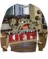 New Hot Assassins Creed 3d Sweatshirt Man Casual Full Sleeve Sweatshirts Funny Print Tops 71