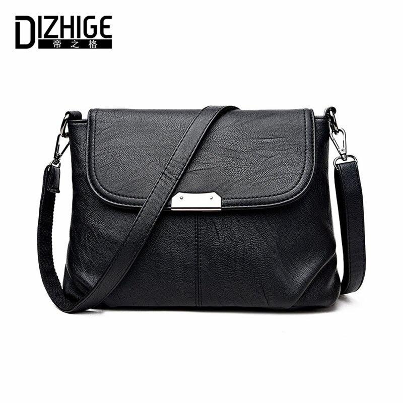 Dizhige marca 2017 de alta calidad bolsas de mensajero de hombro de lujo bolsos