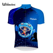 Men Cycling Jersey Short Sleeve Bicycle Bike Cycle Wear Sports Shirt Top Clothing MTB Road 5268