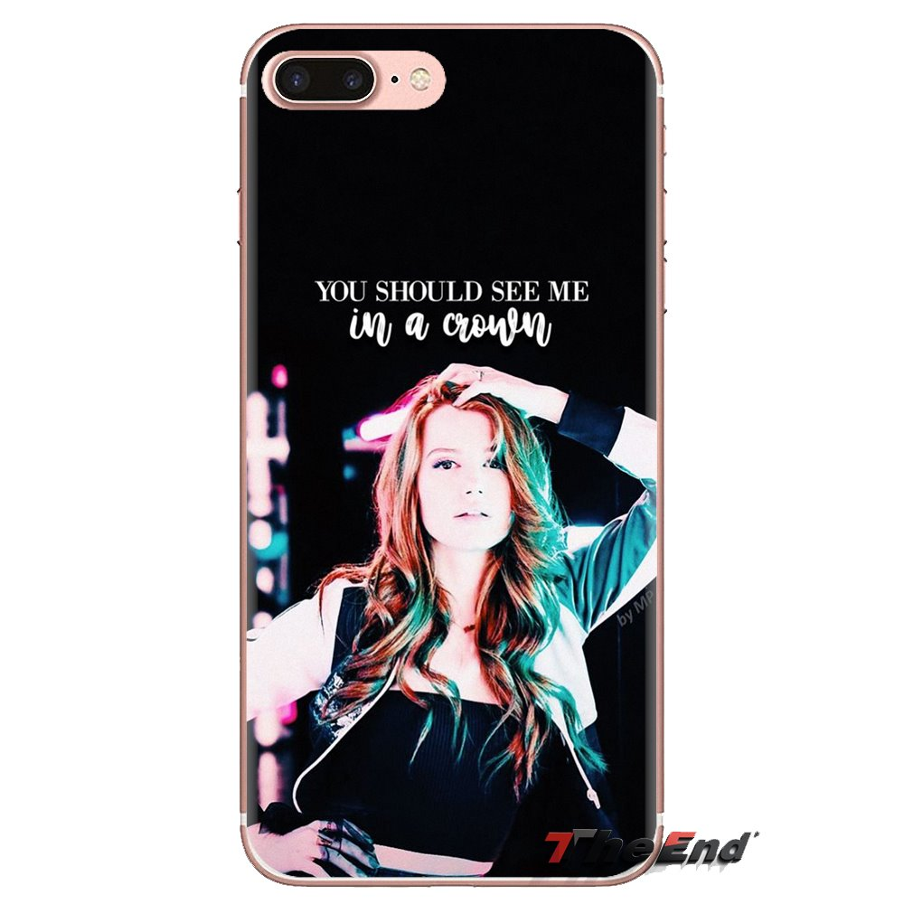 tv riverdale cheryl blossom For LG G3 G4 Mini G5 G6 G7 Q6 Q7 Q8 Q9 V10 V20 V30 X Power 2 3 K10 K4 K8 2017 Soft Silicone TPU Case