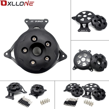 For Kawasaki Z750 Z800 2013 - 2017 Z 750 800 13-17 Motorcycle Engine Stator Cover Engine Guard Protection Side Shield Protector