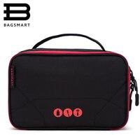 BAGSMART Women Large Waterproof Makeup Bag Men Nylon Travel Cosmetic Bag Organizer Case Necessaries Make Up