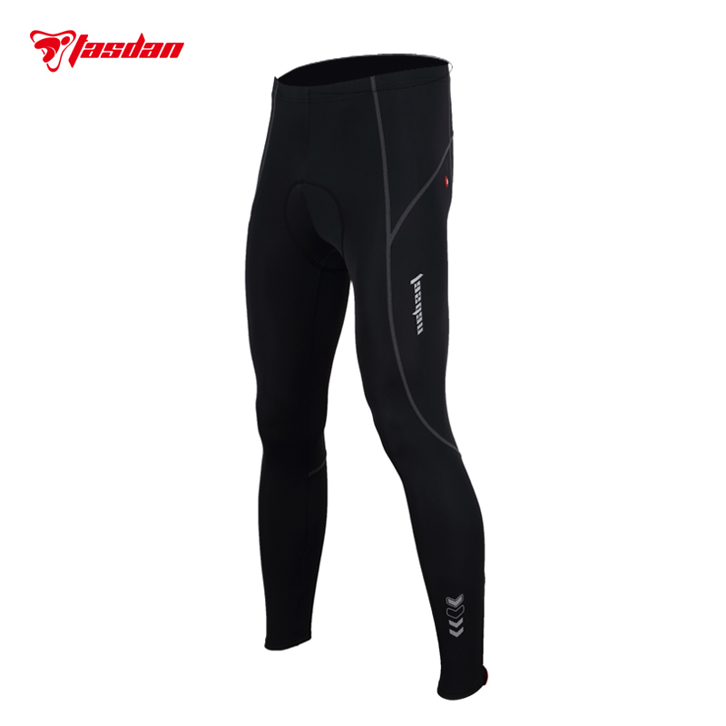 ФОТО Tasdan Cycling Padded Pants Breathable Anti Bacterial and Shrink Sportswear Bicycle Clothes Men's Cycling Pants