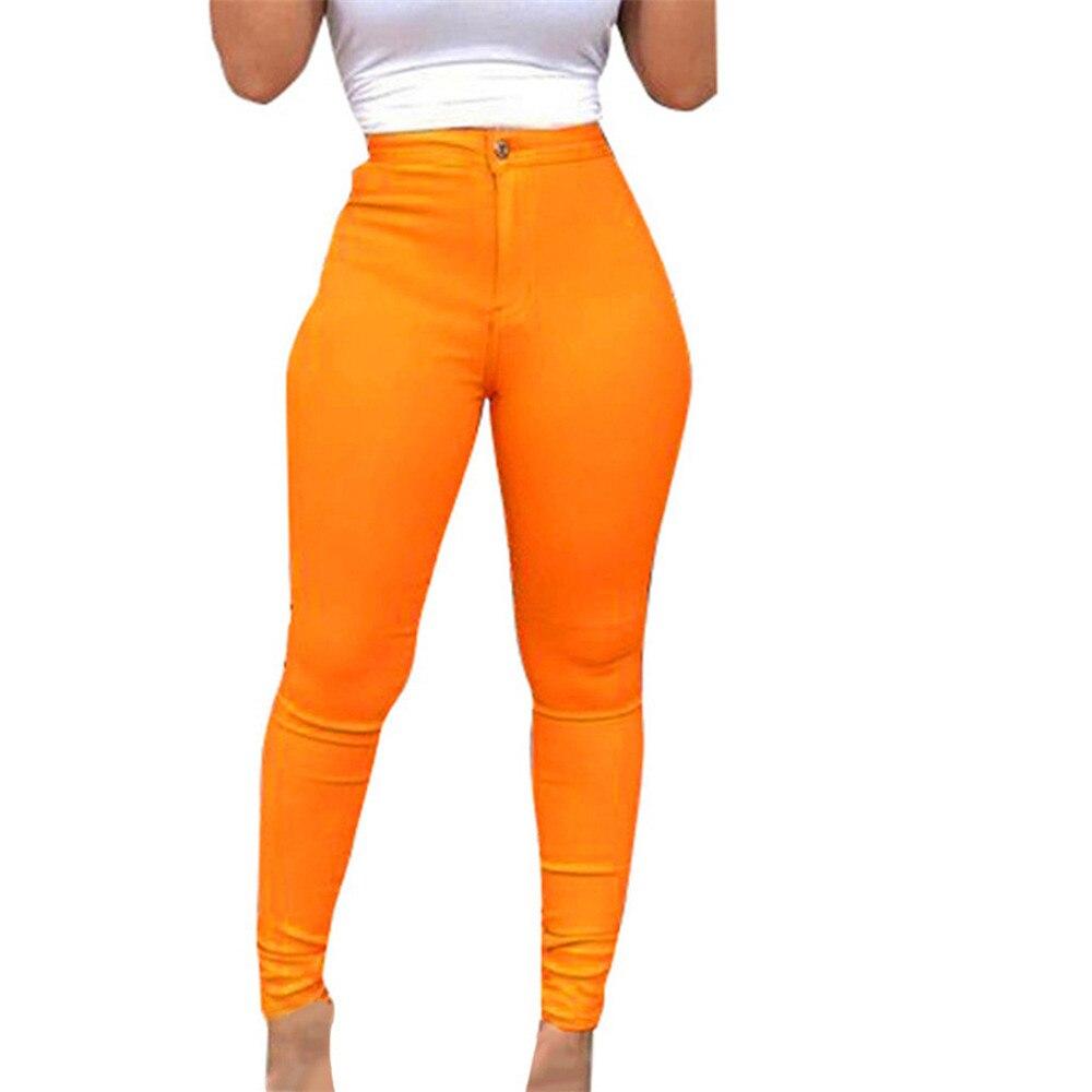 JAYCOSIN Women's Clothing Sexy Elastic   Jeans   Fashion Casual Small Feet Slim Denim Trousers Low Waist Skinny Stretch Pencil Pants