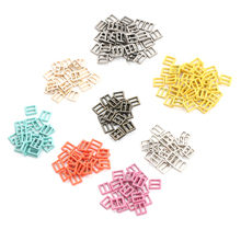 20pcs DIY Handmade Sewing Mini Buckle For Bjd Doll Adjustable Clothing Button 4MM