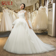 SuLi SL-040 Best Selling Wedding Dress Bride Dresses